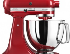 Миксер Artisan, красный, KitchenAid